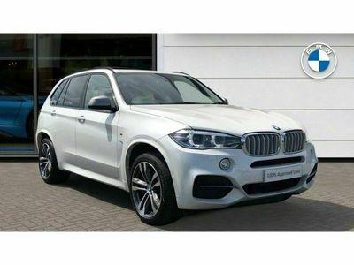 used BMW X5 xDrive M50d 5dr Auto Diesel Estate