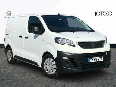 used Peugeot Expert 1.6 BlueHDi 1000 Professional Compact Panel Van SW
