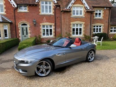 used BMW Z4 3.0 30i M Sport sDrive 2dr