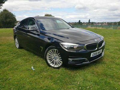 used BMW 318 Gran Turismo 3 Series Gran Turismo 2.0 d Luxury (s/s) 5dr