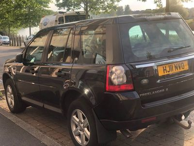 used Land Rover Freelander 2 2.2 TD4 GS 4X4 5dr