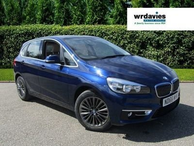 used BMW 218 2 Series D Luxury Tourer (Nav) Automatic 5dr