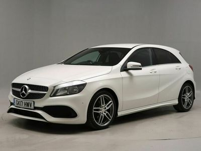 used Mercedes A200 A ClassAMG Line Executive 5dr Auto - HEATED SEATS - PADDLE SHIFT - BLUETOOTH 2.2