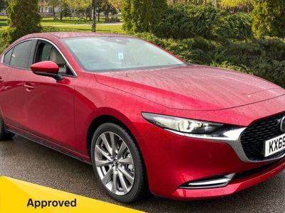 used Mazda 3 2.0 Skyactiv-X MHEV GT Sport T Hatchback 2019