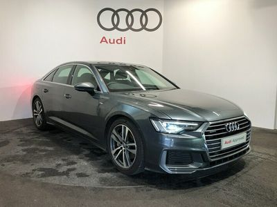 used Audi A6 Saloon S line 45 TFSI quattro 245 PS S tronic