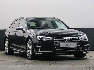 used Audi S4 S4 AVANTQuattro 5dr Tip Tronic 3.0