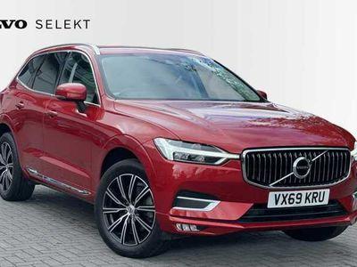 used Volvo XC60 (Satnav, Driver Seat Memory, Mild Hybrid)