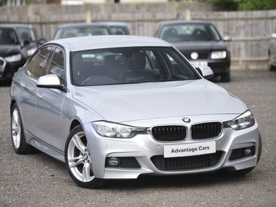used BMW 330 3 Series 3.0 d M Sport Auto (s/s) 4dr