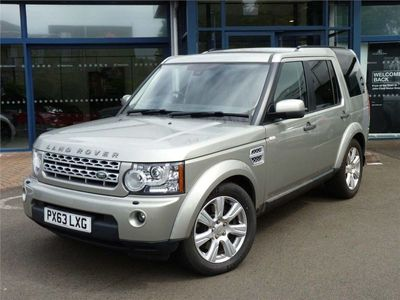 used Land Rover Discovery 2013 Edinburgh 3.0 SD V6 HSE 5dr