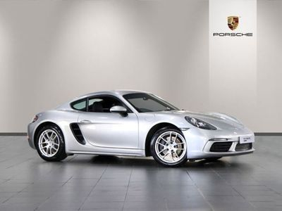 used Porsche Cayman 2.0 2dr Coupe