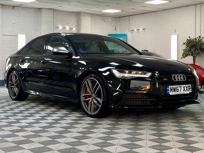 used Audi A6 TFSI QUATTRO S6 BLACK EDITION