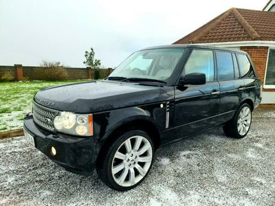 used Land Rover Range Rover 3.6 TDV8 HSE 4dr Auto