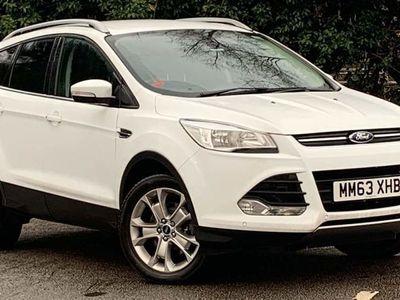 used Ford Kuga 2.0 Tdci 163 Titanium 5Dr