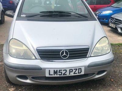 used Mercedes A140 A ClassClassic 5-Door