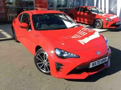 used Toyota GT86 Coupe 2.0 D-4S Pro 2dr