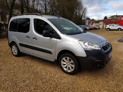 used Peugeot Partner Tepee 1.2 PureTech Outdoor (s/s) 5dr
