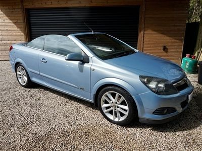 used Vauxhall Astra Cabriolet TWIN TOP SPORT