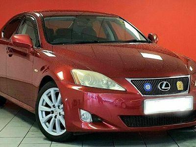 used Lexus IS250 2.5 SE (sr)(Multimedia)