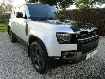 used Land Rover Defender 110 110 X (Third row seats) P400 AWD auto 5d