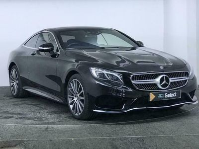used Mercedes S500 S Class 4.7V8 AMG Line (Premium) G-Tronic (s/s) 2dr Coupe