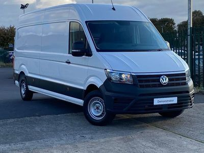 used VW Crafter 2.0 Tdi 140Ps Startline High Roof Van Auto