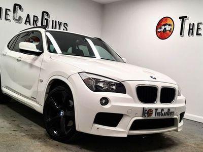 used BMW X1 2.0 XDRIVE18D M SPORT 5d 141 BHP 0% DEPOSIT FINANC