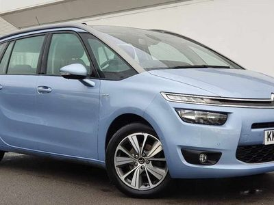 used Citroën Grand C4 Picasso 2015 Leeds 1.6 BlueHDi Exclusive 5dr