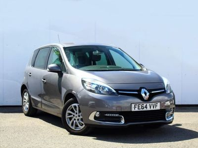 used Renault Scénic 1.5 dCi Dynamique TomTom Energy 5dr [Start Stop]