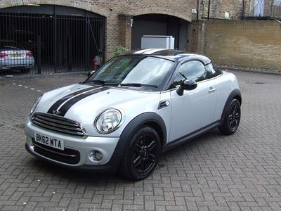 used Mini Cooper Coupé Coupe Coupe 1.6 3d