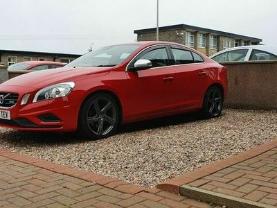 used Volvo S60 1.6D DRIVe R-Design (s/s) 4dr