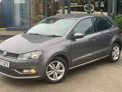 used VW Polo 1.2 TSI Match Edition (BMT)(s/s) 5d DSG