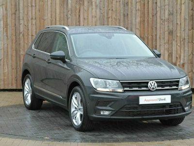 used VW Tiguan Diesel Estate 2.0 TDi 150 4Motion SEL 5dr