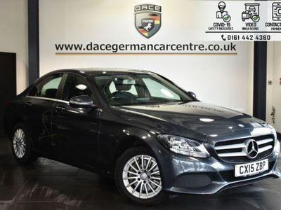 used Mercedes C250 C-Class 2.1BLUETEC SE 4DR AUTO 204 BHP REAR CAMERA + CRUISE + £20 TAX