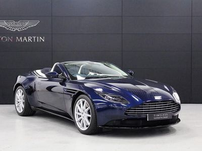 used Aston Martin DB11 V8 VOLANTE 2DR TOUCHTRONIC AUTO Automatic