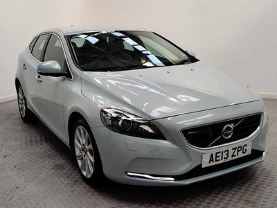 used Volvo V40 D3 SE Lux Nav 5dr Geartronic
