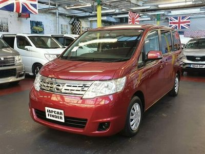 used Nissan Serena Front auto mobility lift up chair + AUTO