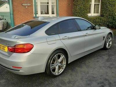 used BMW 420 Gran Coupé 4 Series Gran Coupe 2.0 d Sport xDrive (s/s) 5dr