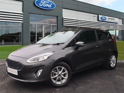 used Ford Fiesta 1.1 Zetec 3Dr