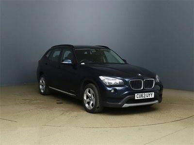 used BMW X1 2.0 XDRIVE20D SE 5d 181 BHP