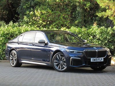 used BMW M760 xDrive Saloon