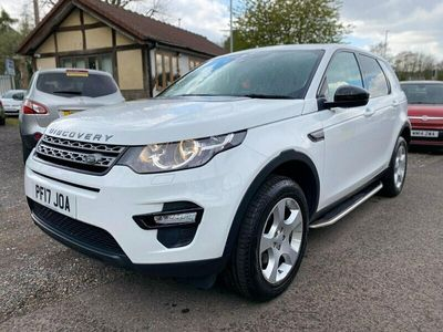 used Land Rover Discovery Sport 2.0 TD4 Pure 5dr [5 seat] 3M WARRANTY, FULL MOT, FULL SERVICE HISTORY, 2 KEY