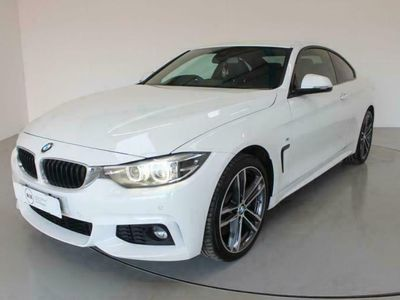 used BMW 435 4 SERIES 3.0 D XDRIVE M SPORT 2d AUTO-1 OWNER CAR-FACELI diesel coupe