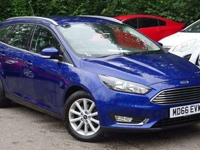 used Ford Focus 1.0 Ecoboost 125 Titanium 5Dr Auto
