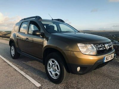 used Dacia Duster 1.5 AMBIANCE DCI 5d 109 BHP, 2017 ( )