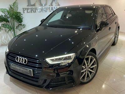 used Audi A3 Sportback 1.0 TFSI 30 Black Edition (s/s) 5dr