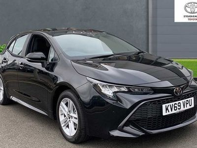 used Toyota Corolla 1.2 VVT-i Icon Tech (s/s) 5dr