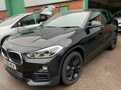 used BMW X2 sDrive 20i Sport 5dr Step Auto