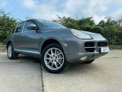 used Porsche Cayenne 4.5 Tiptronic S auto