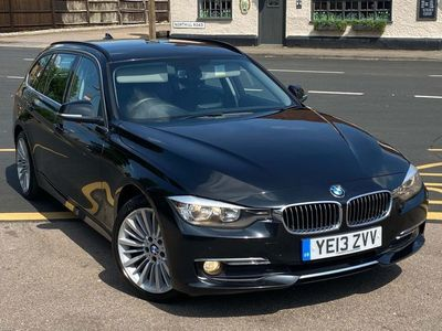 used BMW 320 3 Series 2.0 d Luxury Touring (s/s) 5dr
