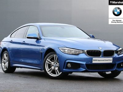 used BMW 420 Gran Coupé 4 Series Gran Coupe i xDrive M Sport Auto 2.0 5dr